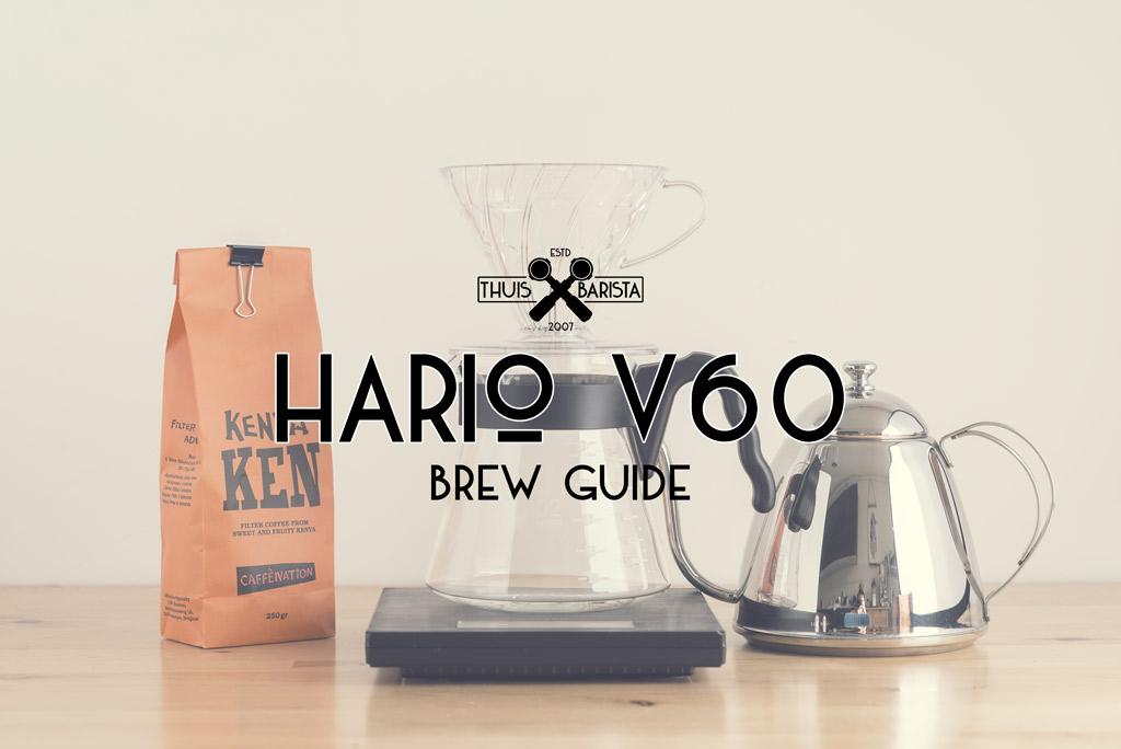 Hario-V60-Brew-Guide